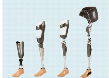 奥托博克下肢假肢